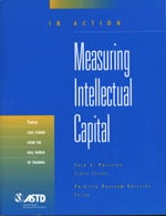 Measuring Intellectual Capital - Copertina
