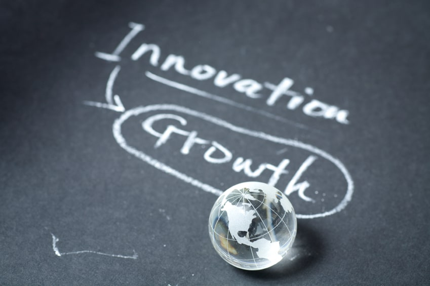 Innovation is the key for your Growth