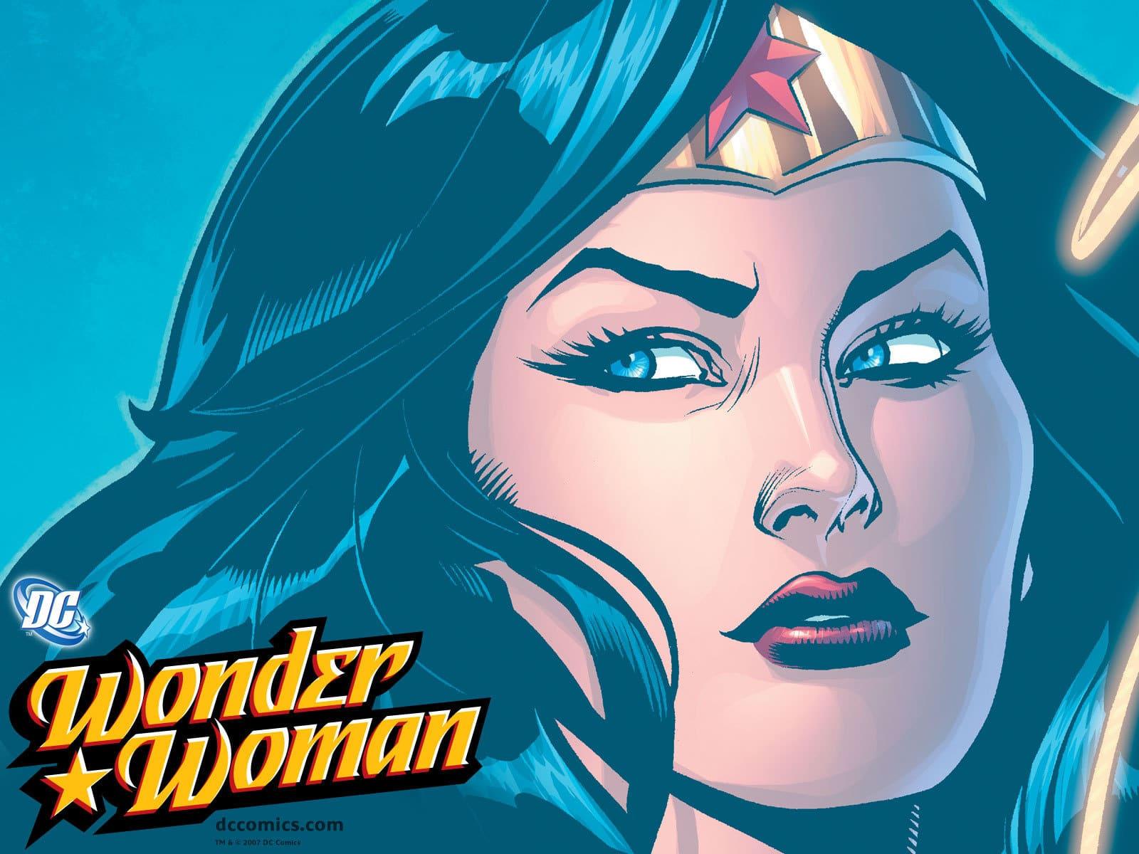 Wonder Woman? 3