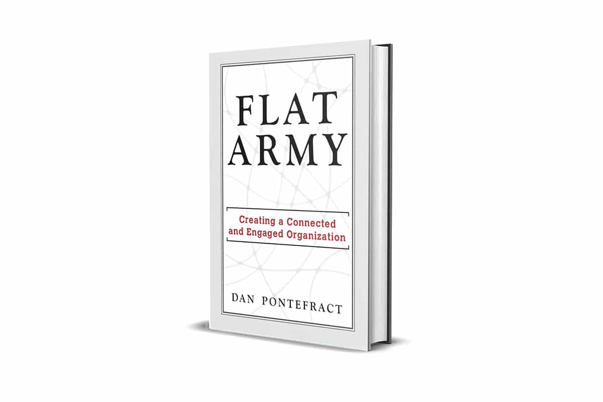 Flat Army by Don Ponterfact - Book Cover