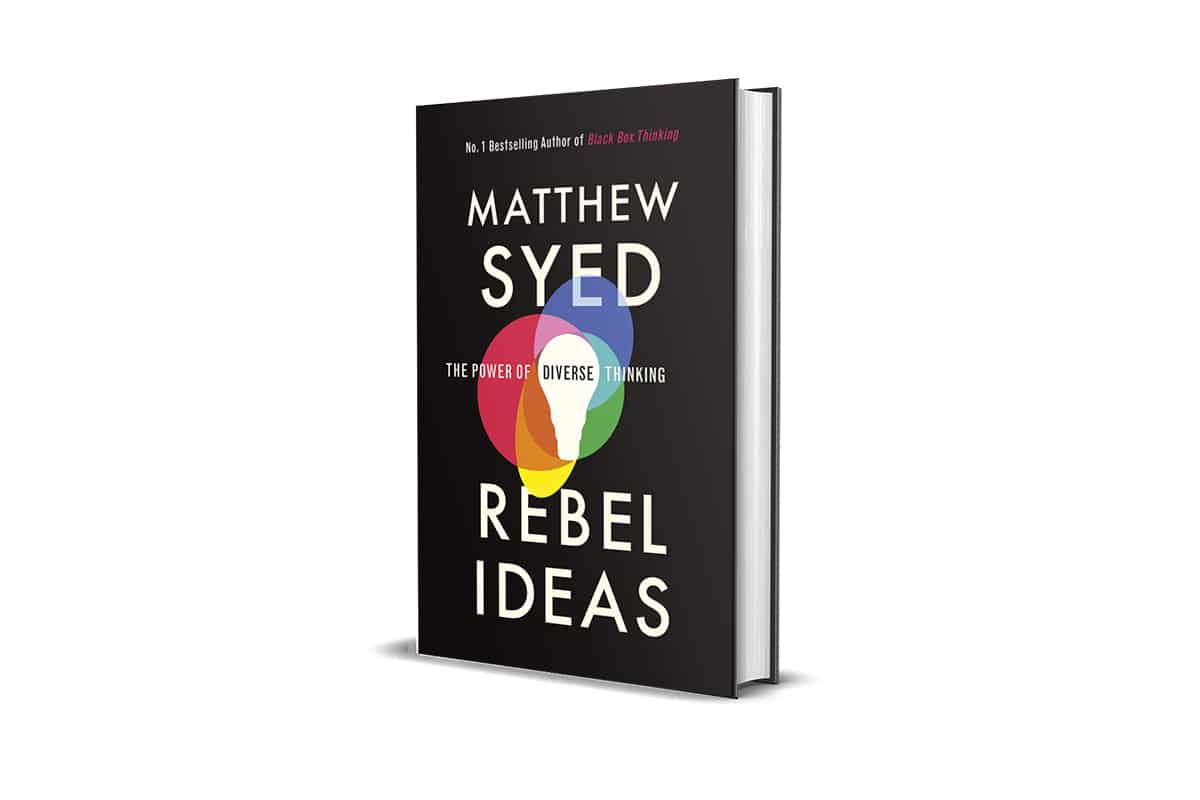 Book Cover of Rebel Ideas by Matthew Syed