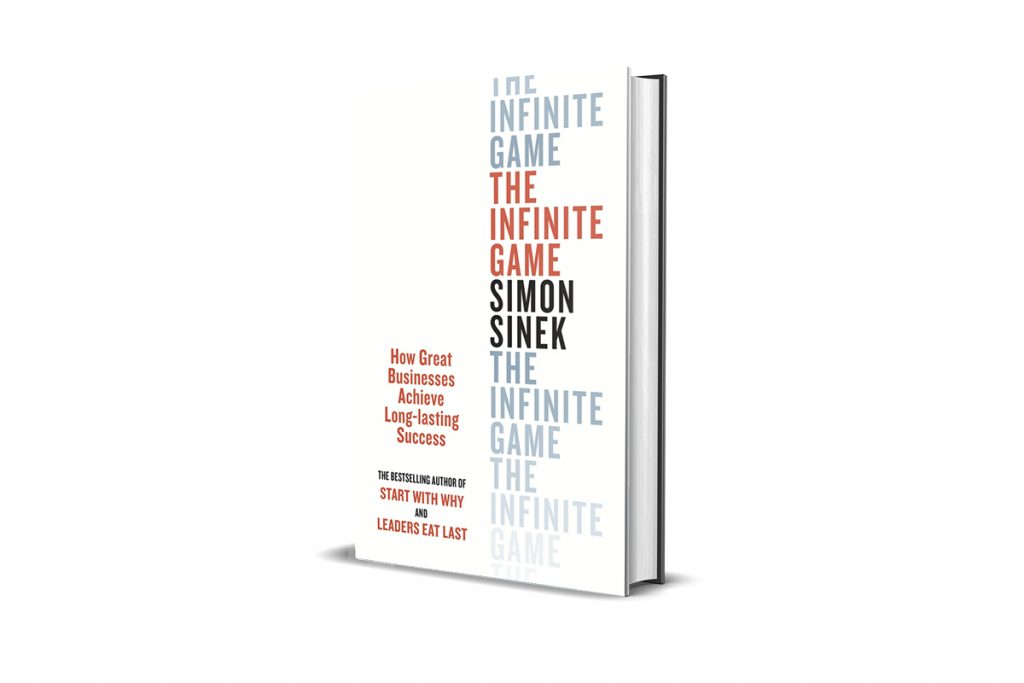 Book Review: The Infinite Game by Simon Sinek 1