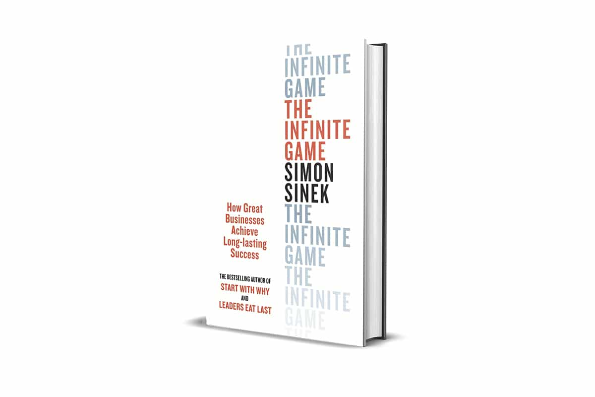 Book Review: The Infinite Game by Simon Sinek 2