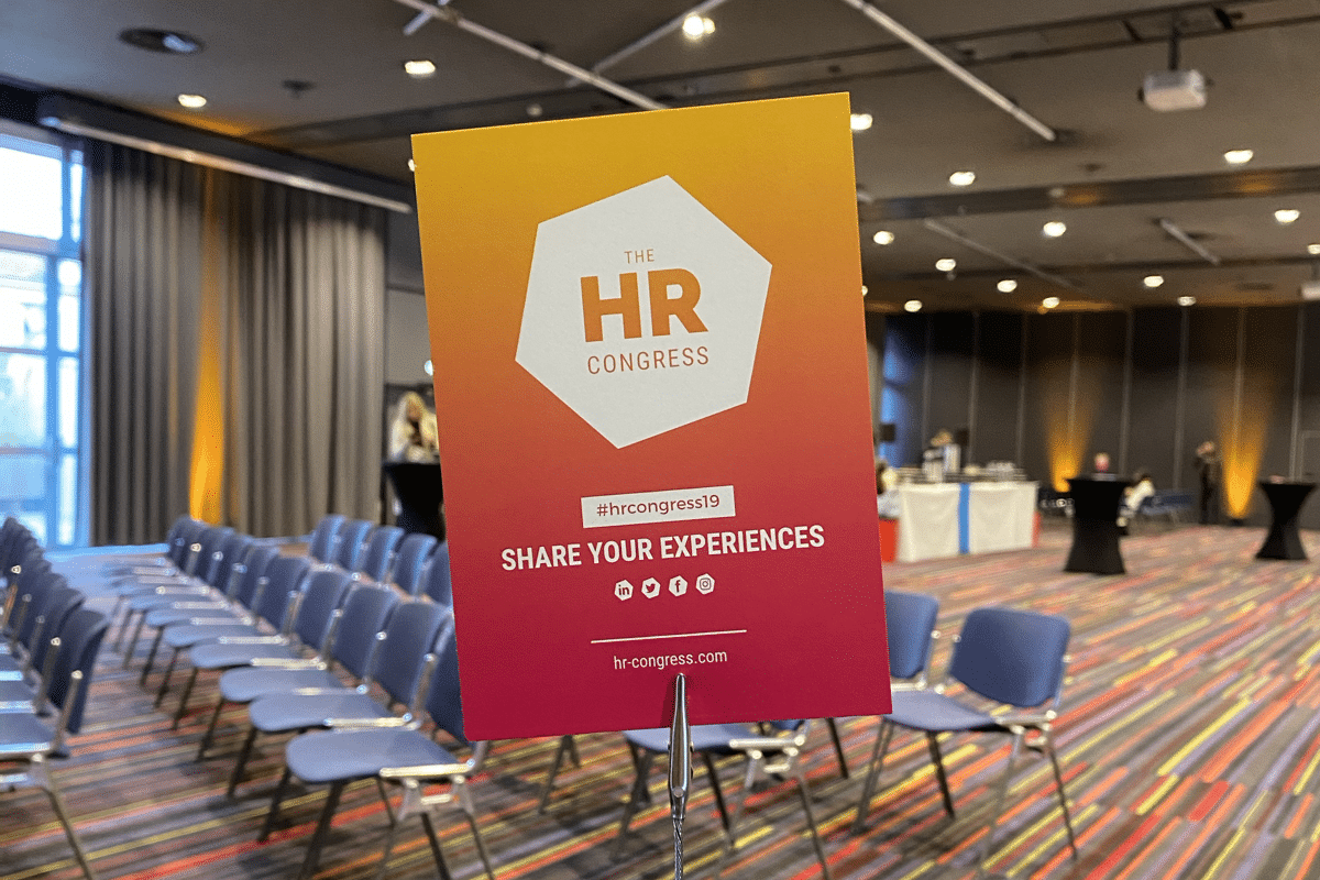 The HR Congress in Nice - Day 2