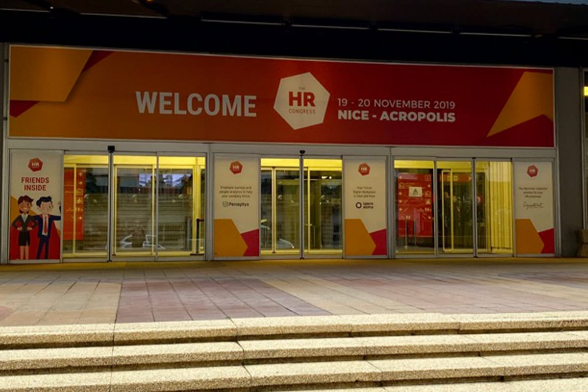 Key Take Aways from the HR Congress 2019 in Nice (Day 1) 3