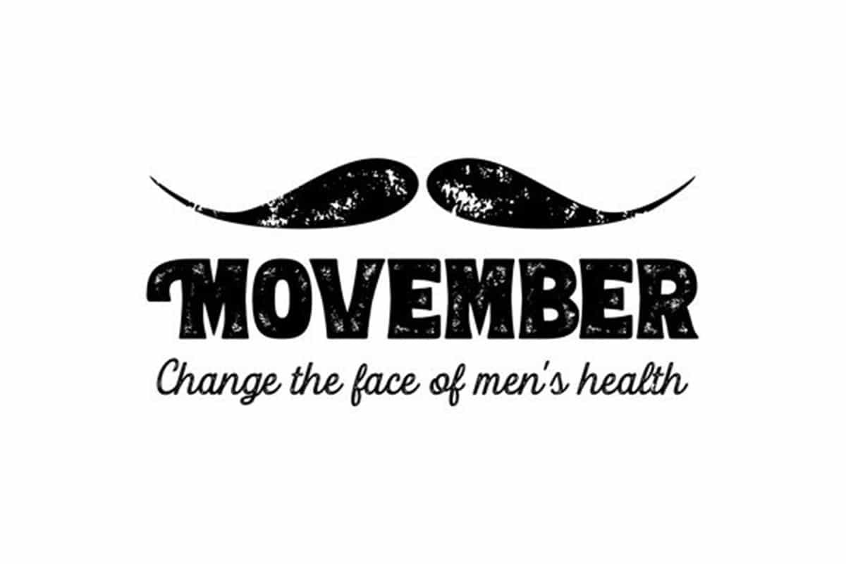 Movember - Change the Face of men's health