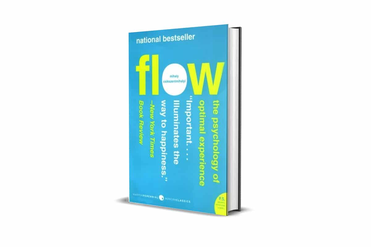 Book Review: Flow by Mihaly Csikszentmihalyi