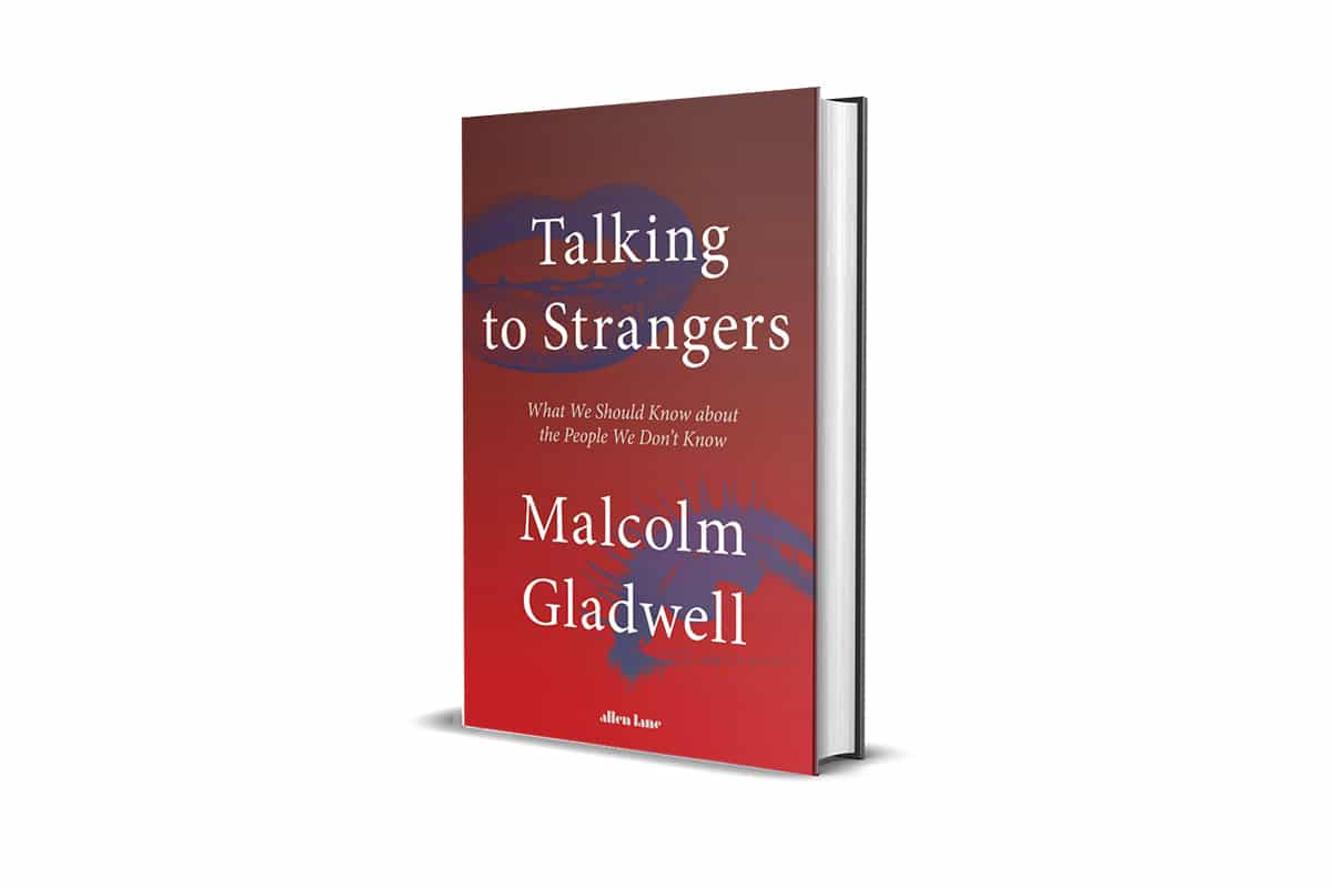<strong>Talking to Strangers</strong> Book Cover