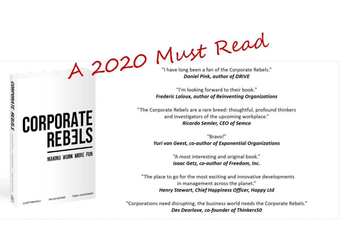 Corporate Rebels the Book