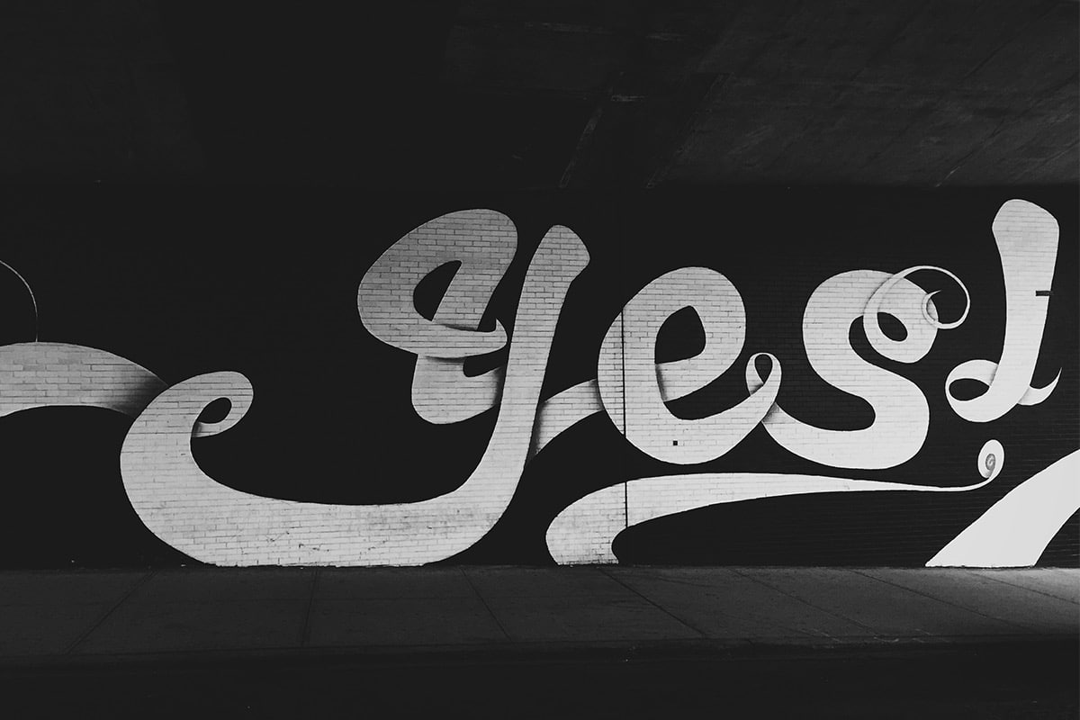 The Power of Saying Yes
