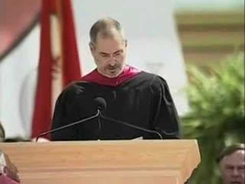 Steve Jobs' 2005 Stanford Commencement Address 29