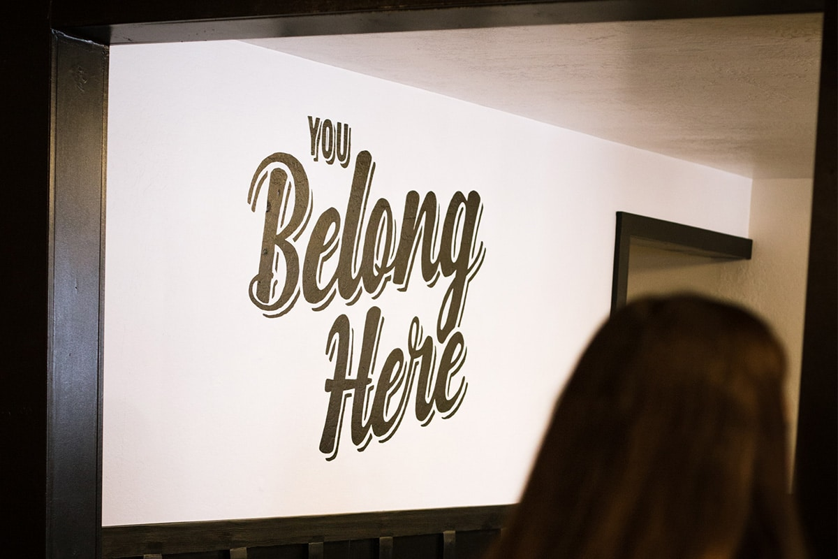 From Diversity and Inclusion to Belonging