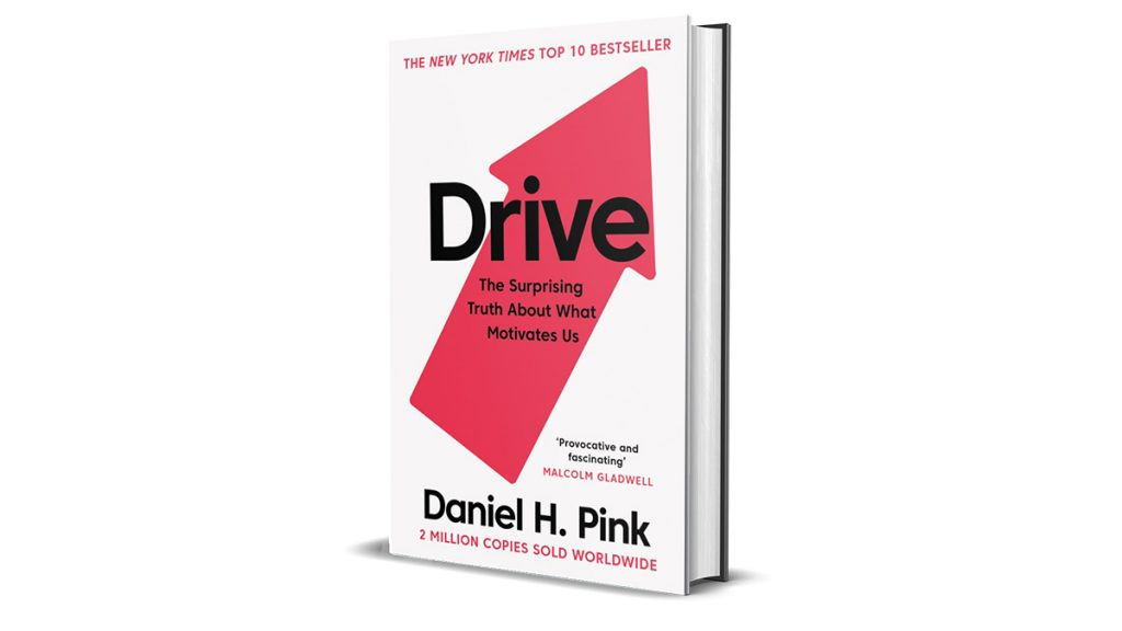 Book Review: Drive by Daniel Pink