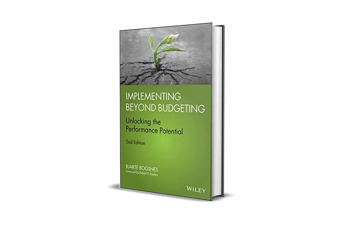 Book Review: Implementing Beyond Budgeting by Bjarte Bogsnes