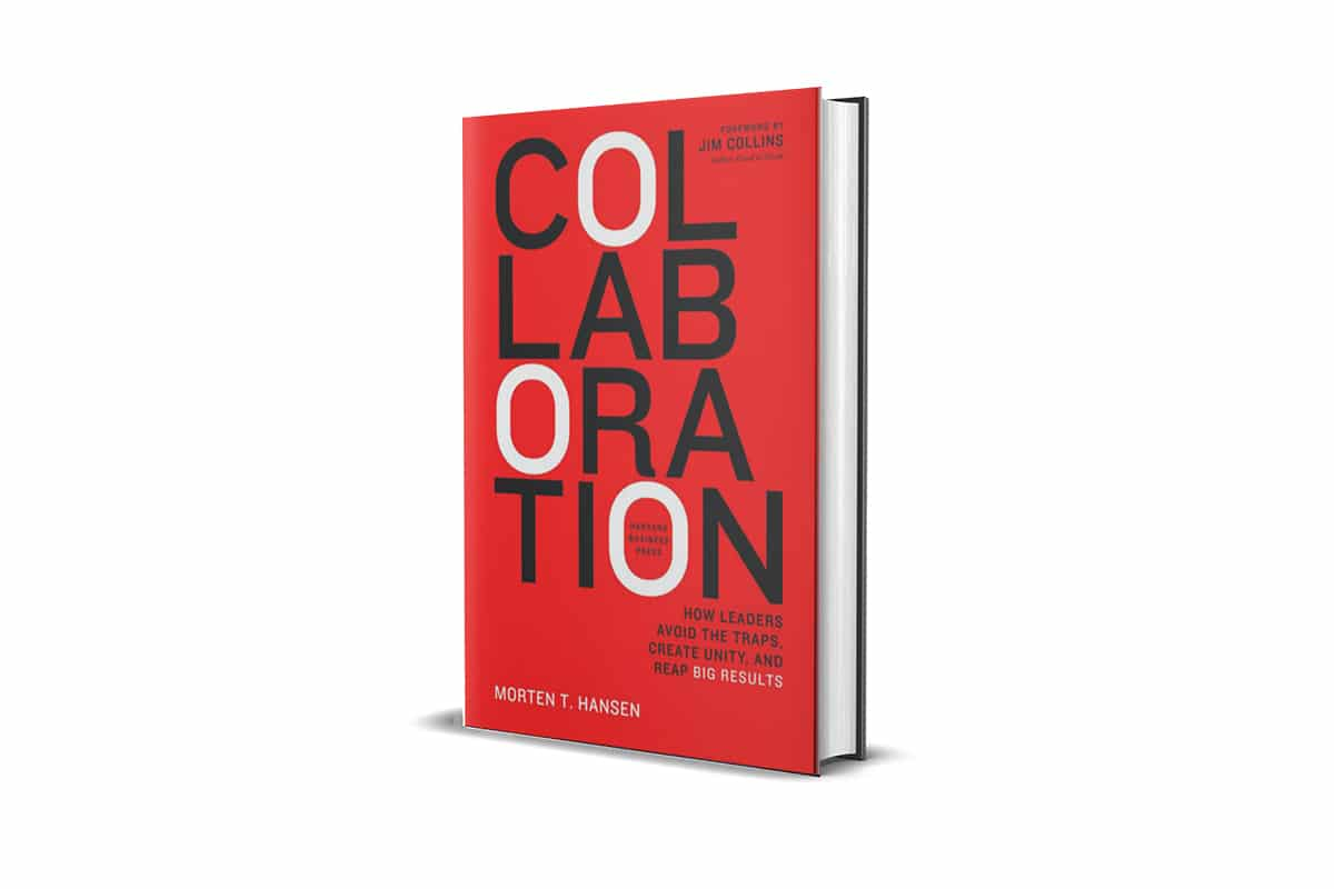Book Review: Collaboration by Morten Hansen
