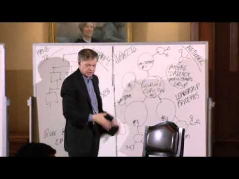 Hierarchy and Network by John Kotter 10