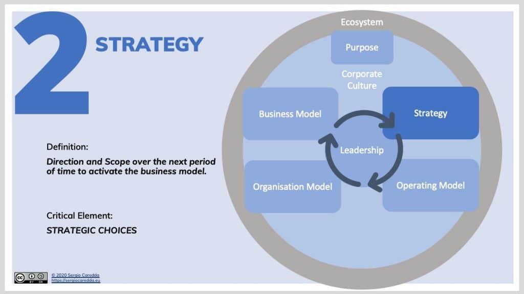 2. Strategy | Organisation Evolution Framework