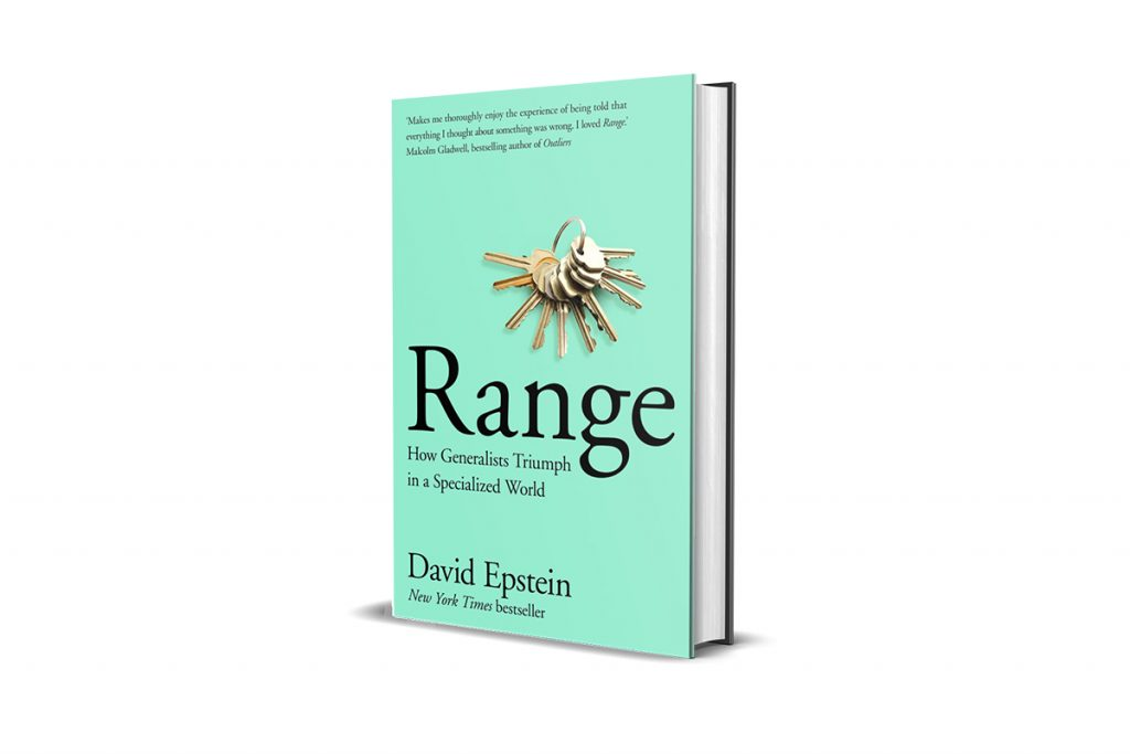 Book Review: Range bu David Epstein
