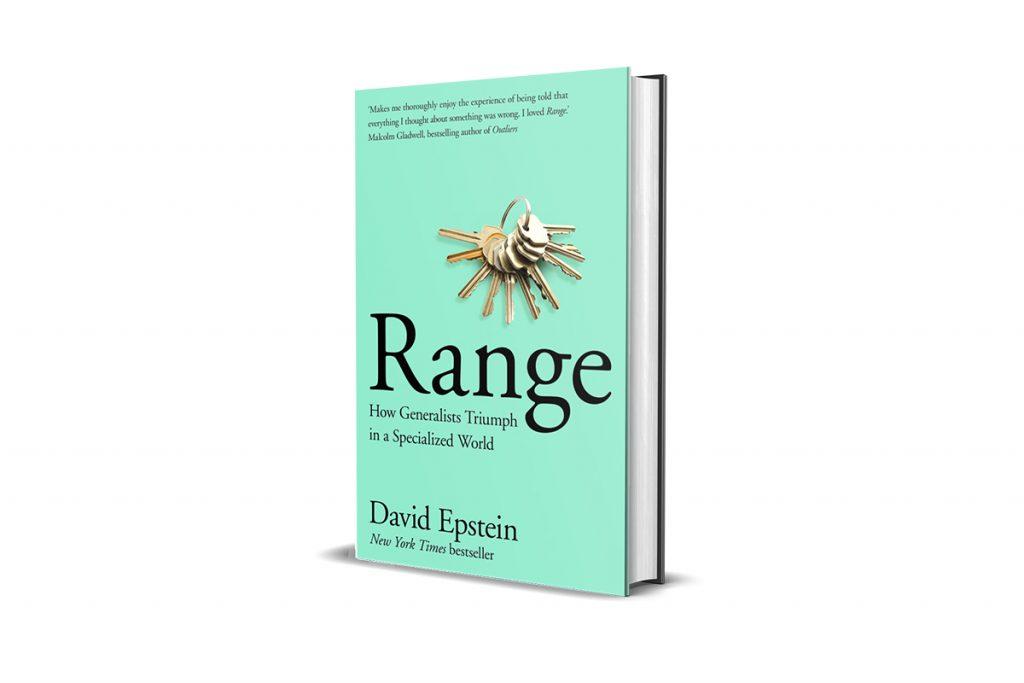 Book Review: Range bu David Epstein