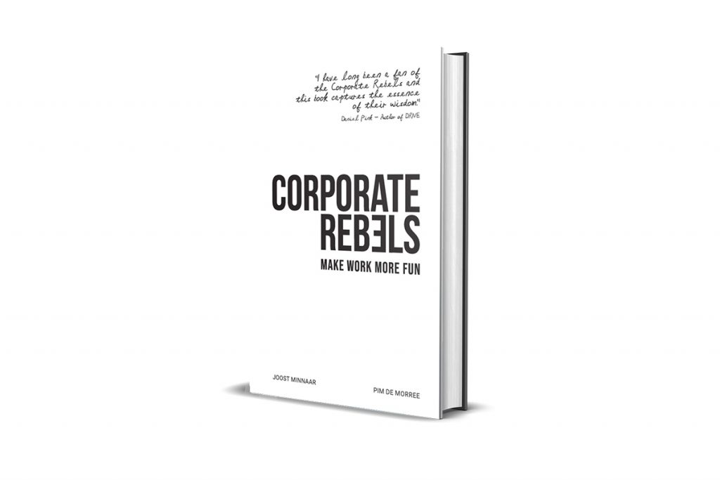 Book Review: Corporate Rebels by Joost Minaar and Pim de Moree