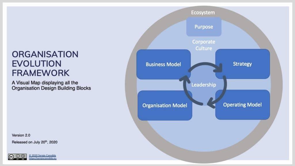 Organisation Evolution Framework