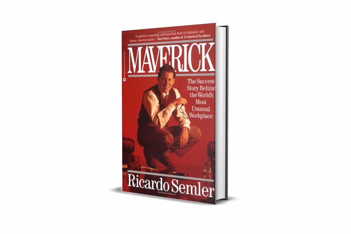 Book Review: Maverick! by Ricardo Semler