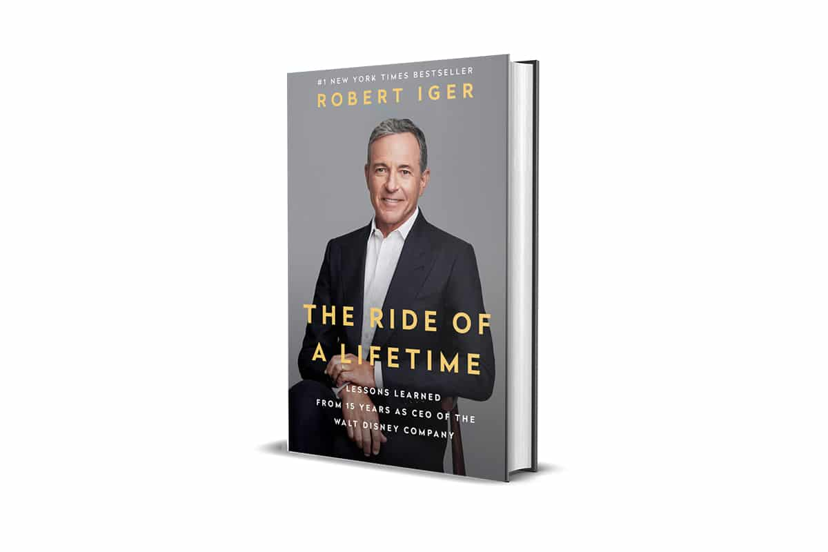 Book Review: The Ride of a Lifetime by Robert Iger