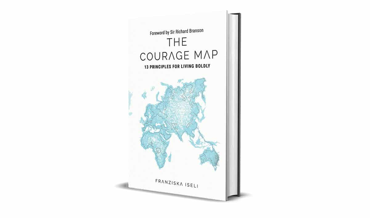 Book Review: The Courage Map by Franziska Iseli