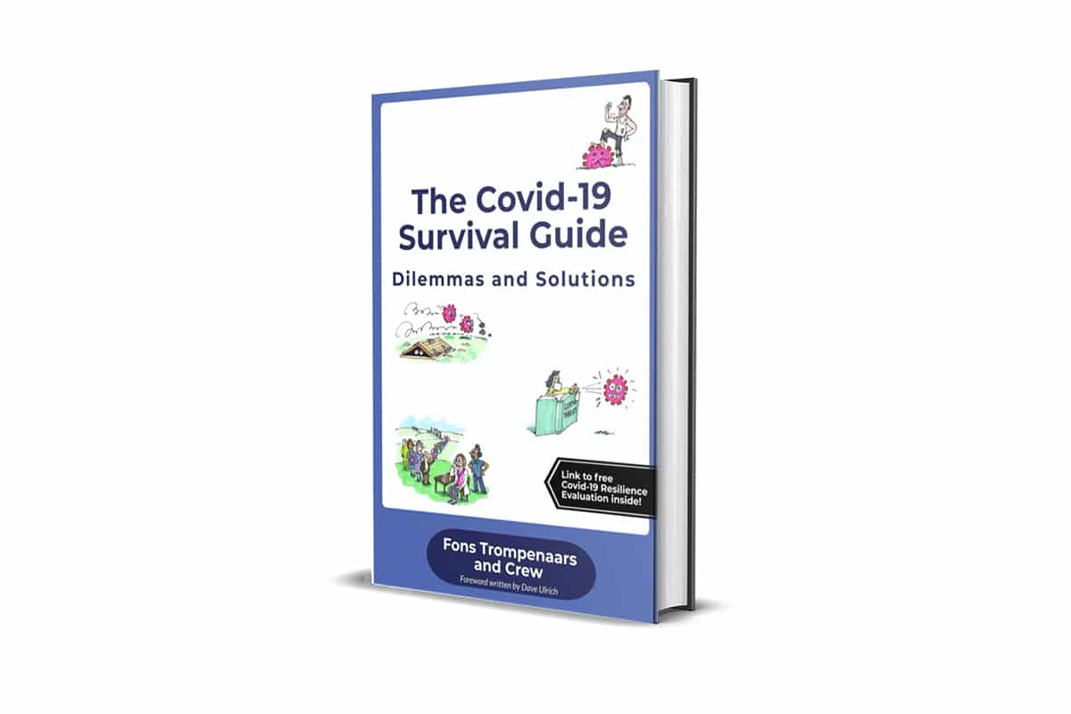 Book Review: The Covid-19 Survival Guide by Fons Trompenaars