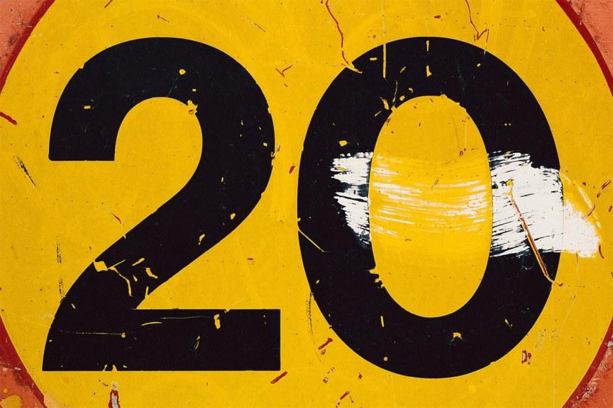 Twenty Years at Work