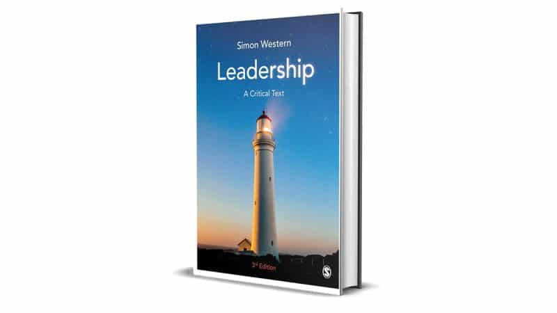 Book review: Leadership: A Critical Text by Simon Western