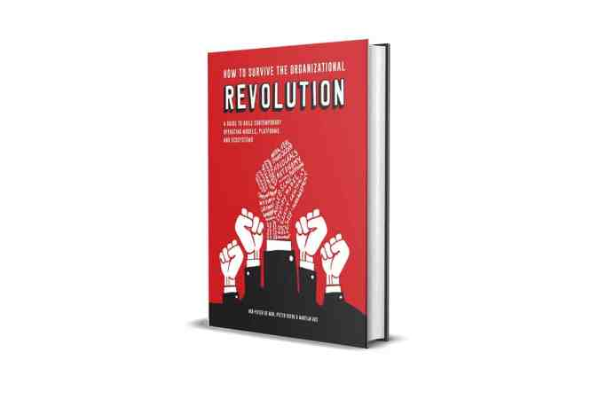 Book Review: How to Survive the Organizational Revolution by Ard-Pieter de Man, Pieter Koene and Martijn Ars