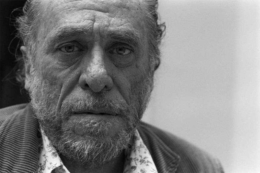 No Leaders Please - a poem by Charles Bukowski